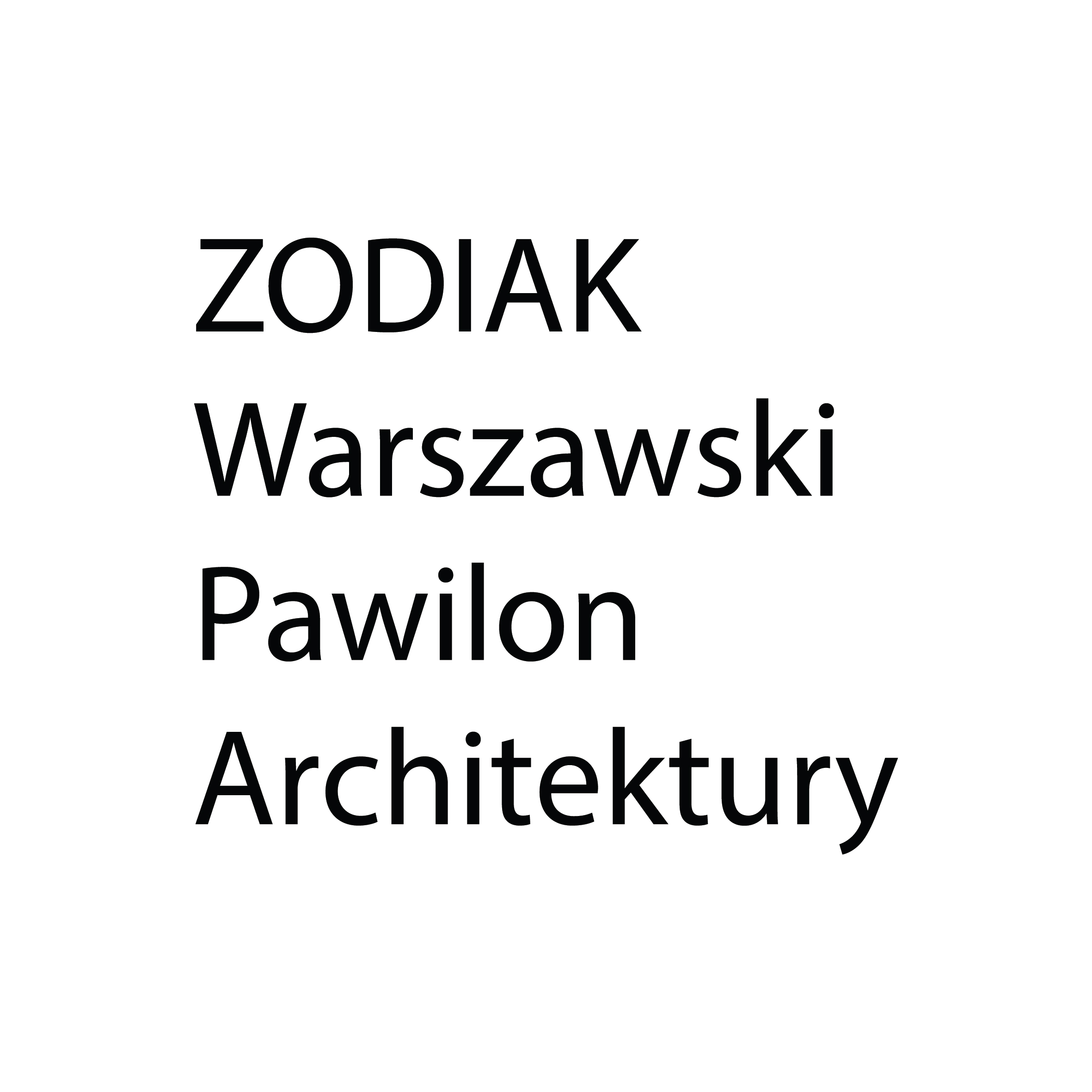 pawilon zodiak - logo