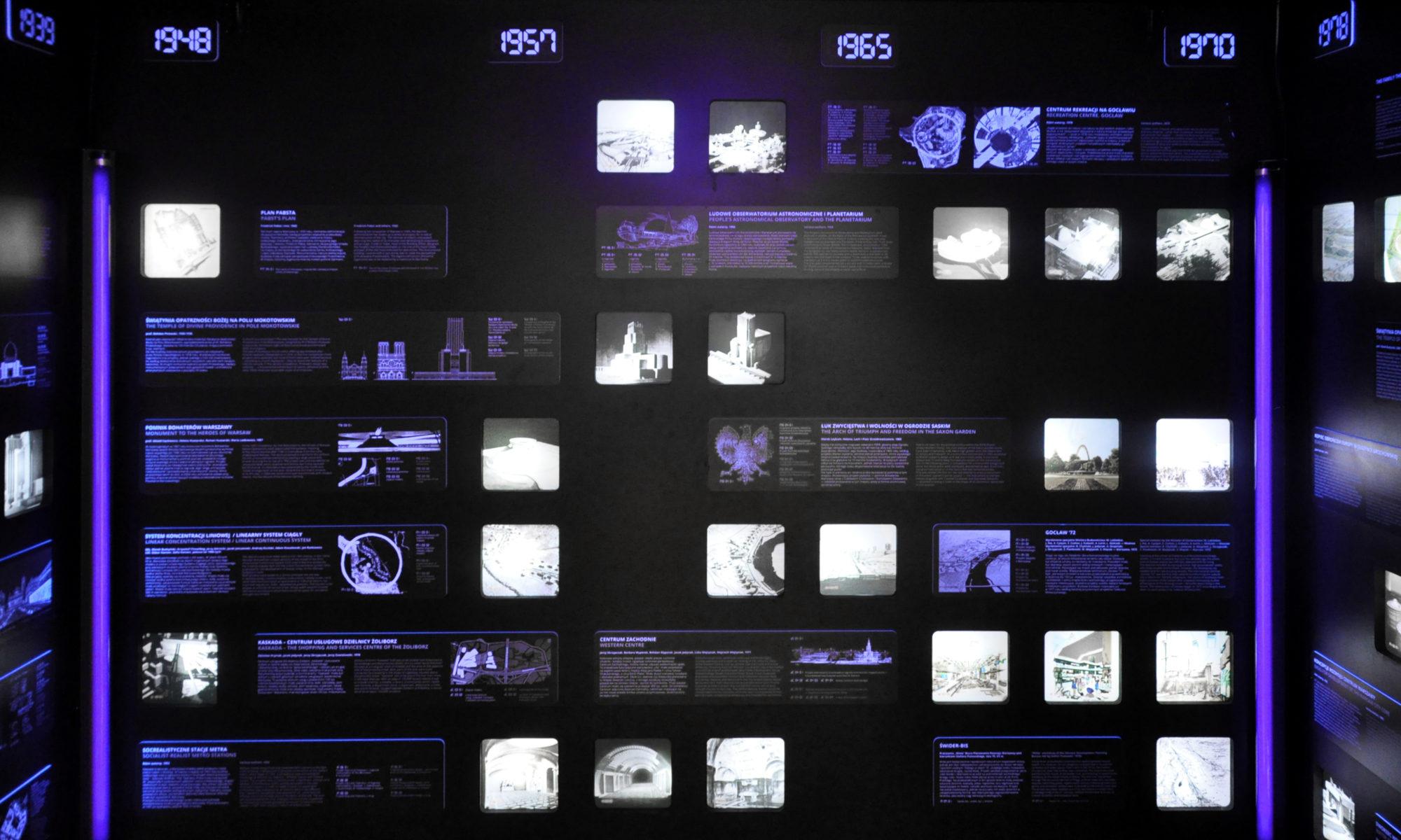 Zdjęcie wystawy w pawilonie